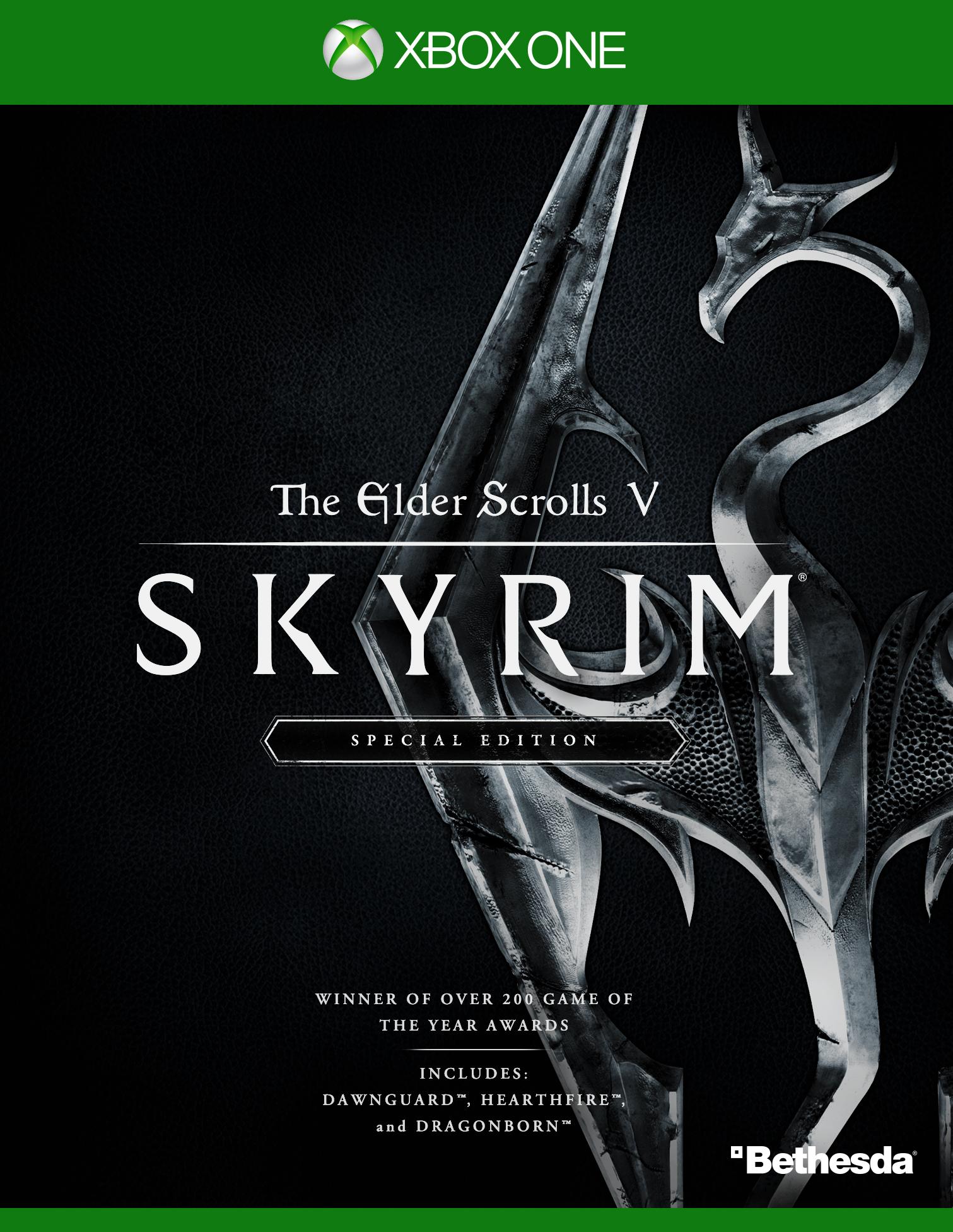 The Elder Scrolls 5: Skyrim (Xbox One)